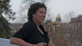 Mary Wilmer looks to the future of Janesville.