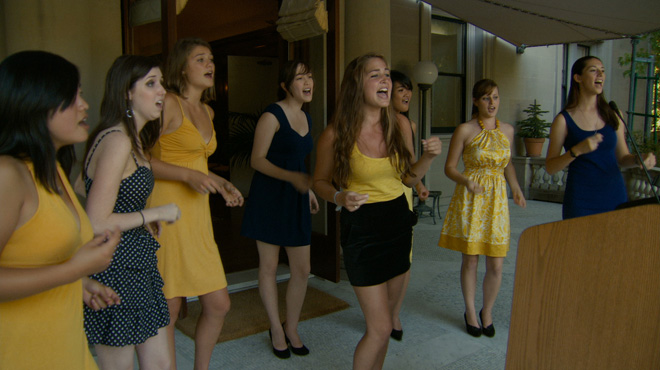 a glee club at UC Berkeley