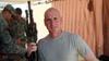 Toby Nunn in Iraq