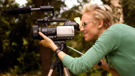 Producer/Director Vanessa Gould 