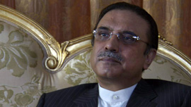 Asif Zardari
