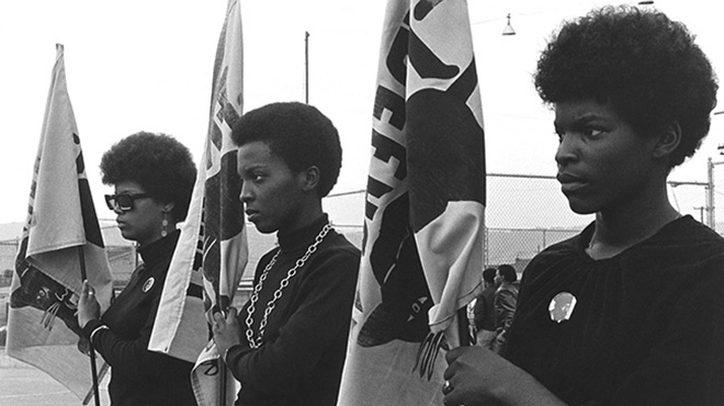 The Black Panthers: Seize the Time - ITVS