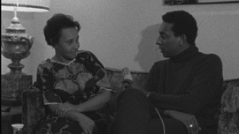 Stokely and Mable Carmichael in the Bronx, 1967
