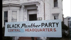 Black Panthers Headquarters, San Francisco, 1971