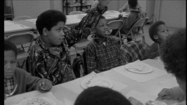 Breakfast Program in San Francisco, 1971