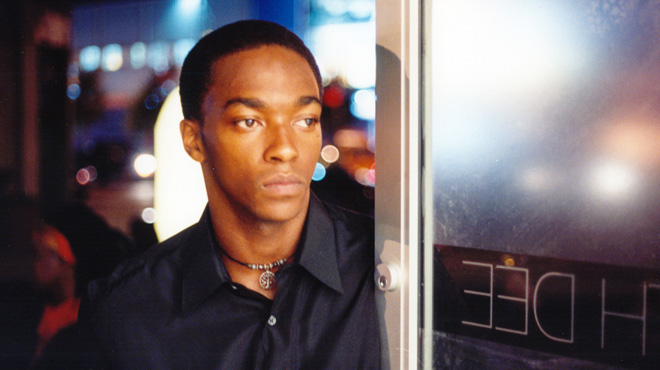 Perry (Anthony Mackie) in <i>Brother to Brother</i>