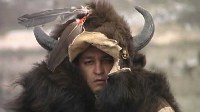 Still from <i>The Buffalo War</i>