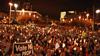 Candlelight Vigil 11/5/08 on the steps of San Francisco City Hall