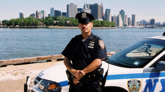 NY police officer Ahmed Nasser