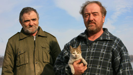 Dragan and Ivan Stanisic the Rat Brothers