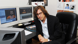 Director/Writer/Producer Brett Morgen