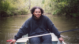 Derrick Evans on Turkey Creek