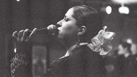 Patricia Martin of Mariachi Reyna de Los Angeles
