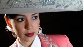 Carmen Hernandez of Mariachi Reyna de Los Angeles