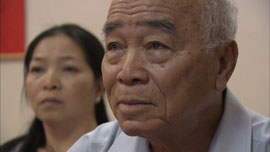 Ho Van Tay, cameraman, Vietnamese Army