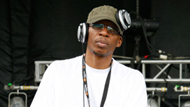 Hank Shocklee of Public Enemy