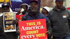 Protestors march for voting rights in Washington D.C.