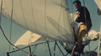 Donald Crowhurst entered the very first solo around-the-world boat race. He was quickly over his head.