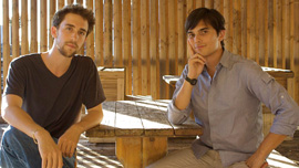 Diamond in the Dunes Producers Chris Rufo and Keith Ochwat