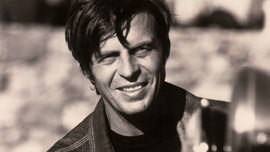 The late George Plimpton, longtime editor of The Paris Review, writer, performer, and famous party host
