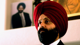 Film subject Rana Singh Sodhi