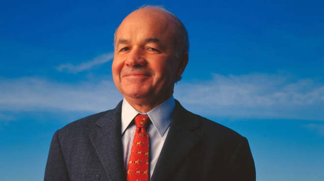 Former Enron Chairman and CEO Kenneth Lay