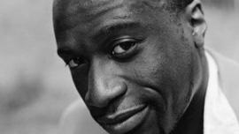 Filmmaker George Amponsah