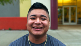 An organization called Reality Changers helped San Diego's Eduardo turn his life around.