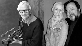 Photographed by Albert Maysles with production overseen by Kelly and Lou Gonda