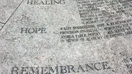 The National AIDS Memorial: A place to remember and heal