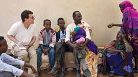 Nicholas Kristof in Somaliland