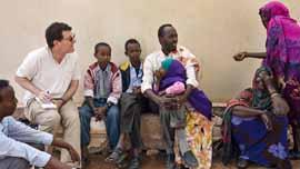 Nicholas Kristof in Somaliland
