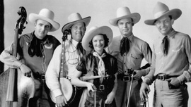 The Prairie Ramblers and Patsy Montana