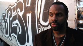 Hip-Hop: Beyond Beats and Rhymes filmmaker Byron Hurt