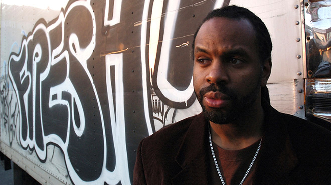 &lt;i&gt;Hip-Hop: Beyond Beats and Rhymes&lt;/i&gt; filmmaker Byron Hurt