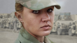 Still from The Invisible War