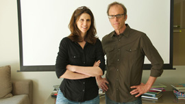 Amy Ziering & Kirby Dick, producer and director of The Invisible War