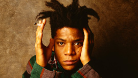 Still from Jean-Michel Basquiat: The Radiant Child, an Arthouse Films release