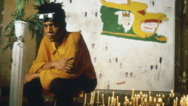 Still from Jean-Michel Basquiat: The Radiant Child, an Arthouse Films release 2010