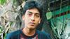 Azad, a young pickpocket from Kolkata, India