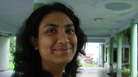 Filmmaker Sudeshna Bose