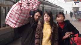 The Zhang family goes home for Chinese New Year with a resolution to bring Qin back to school.
