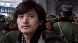 Headshot of the director, Lixin Fan.