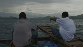 JR and Richard head towards Samar
