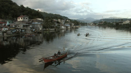 Fishermen in Olongapo