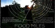 """Food Miles"" - John Lagier, prominent grower providing of citrus"