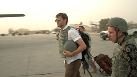 Kirk Johnson returns to Iraq in 2009.