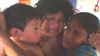 Judith reunites with her mother and son in Guatemala