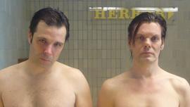 Rickard Friberg and Lars Kumlin