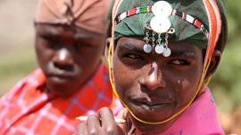 Maasai Moran, Il Ngwesi (Kenya)